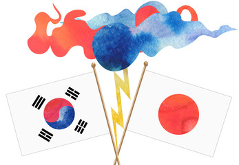 Japan and South Korea relations