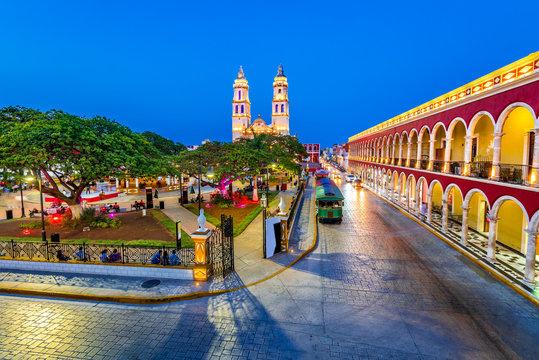 Campeche, Yucatan - Mexico