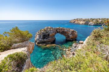 Es Pontas - the gateway to the sea - Santanyi - Mallorca