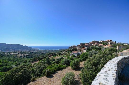 Pigna, Corsica
