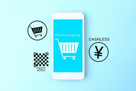 オンラインショッピングとキャッシュレス決済