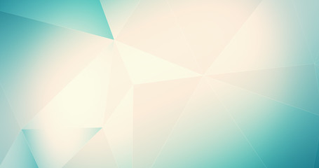 Abstract pastel mint green background