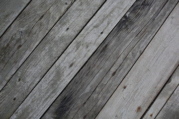 texture of old gray boards
