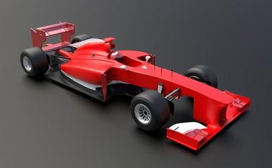 Wall Murals Cars Red sport car,race car ,red car,3d render.