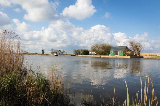 Thurnr River, Norfolk