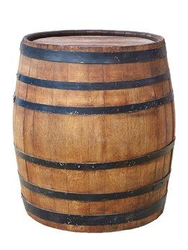 Large antique barrel