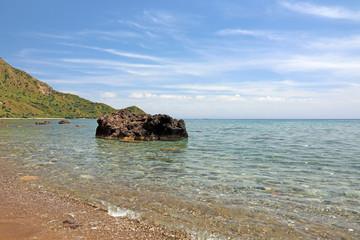Azzuro Beach, Zakynthos, Griechenland