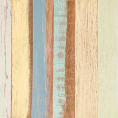 Old wooden wall paint color texture background