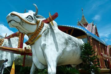 prächtige Tempelanlage in Thailand