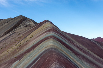 Poster Rainbow Mountain - Peru