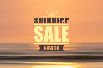 Summer Sale Banner Style 02