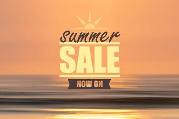 Summer Sale Banner Style 01
