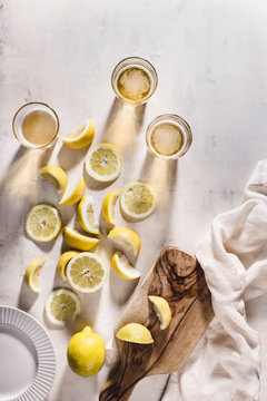 Beer and Lemons