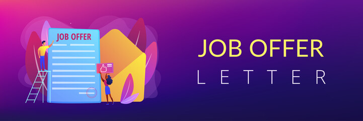 Successful Business Deal Employee Hiring Recruiting Service Job