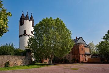 Steinheimer Schloss in Hanau-Steinheim, Hessen, Deutschland