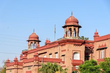 The Peshawar Museum is notable for its collection of Buddhist artwork dating from the ancient Gandhara Empire.