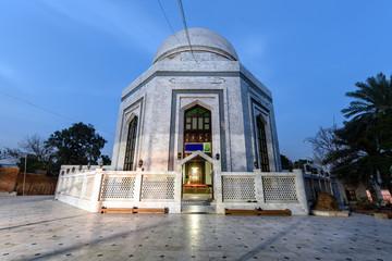 Rehman Baba ,a renowned sufi dervish and poet,tomb located in Hazar Khwani Peshawar, Pakistan