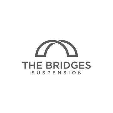the bridge suspension logo inspiration