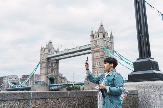 Girl in london