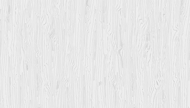 Vector light gray wooden texture. Hand drawn natural graun wood background
