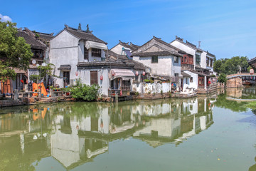 Tongli water town, China