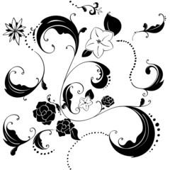 Repeatable Filigree Pattern