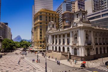 Rio de Janeiro Down Town