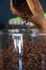 Tuinposter koffiebar Moliendo café