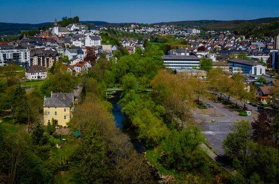 Arnsberg, Schlossruine