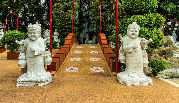 Kuan-Im Bodhisattva's Hall Bangkok