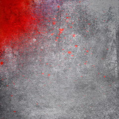 Abstract grunge spotted background