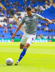 2019 Championship Football Cardiff v Luton Town Aug 10th