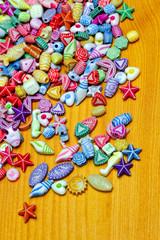 Beads pieces