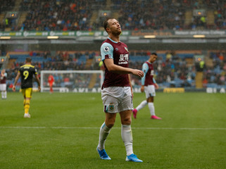2019 Premier League Football Burnley v Southampton Aug 10th