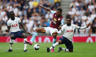 Premier League - Tottenham Hotspur v Aston Villa