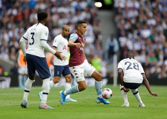 2019 Premier League Football Tottenham v Aston Villa Aug 10th