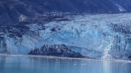 Keuken foto achterwand Gletsjers landscape of a glacier in Glacier Bay in Alaska United States