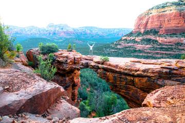 Devils Bridge Hike Arizona