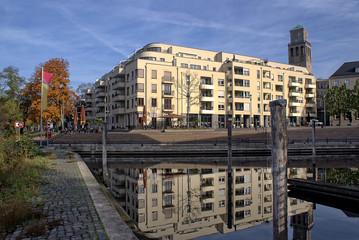 Mülheim an der Ruhr Ruhrquartier am Stadthafen