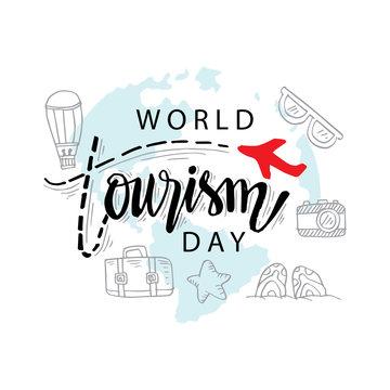 World Tourism Day. September 27.