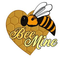 Bee Mine Honeybee