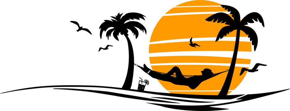 Palm Beach Hammoch
