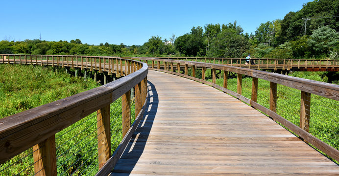 Neabsco Creek Boardwalk, Woodbridge, VA