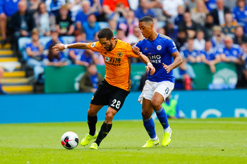 2019 Premier League Football Leicester City v Wolves Aug 11th