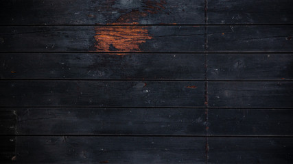 Printed kitchen splashbacks Spices holztextur längs shabby vintage retro