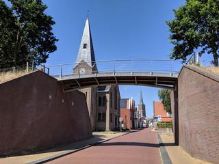City wall of Steenwijk