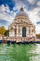 Basilica of Saint Mary of Health - Venice, Italy