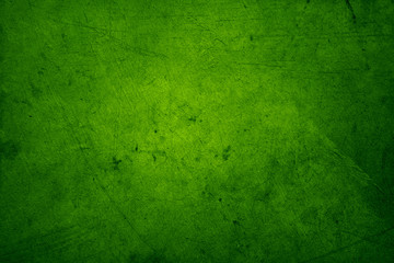 Wall Mural - Green concrete wall