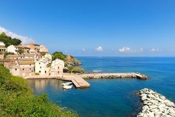 Little village at Cap Corse