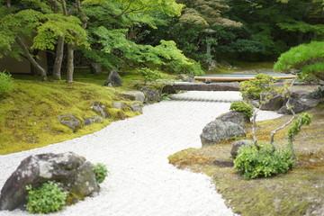 円通院のお庭